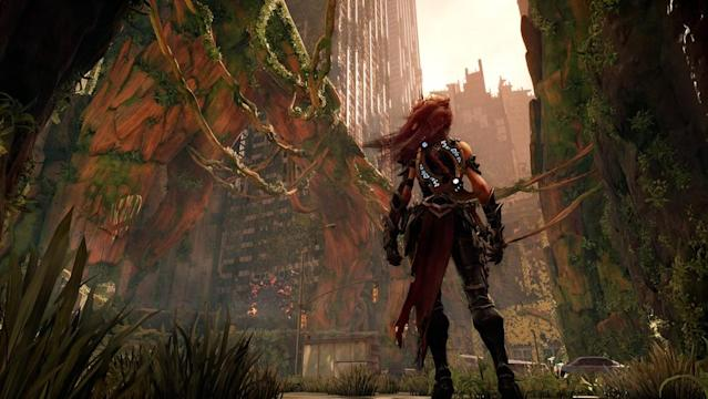 Want to fight the Seven Deadly Sins while cracking a sweet whip? 'Darksiders 3' should be game.