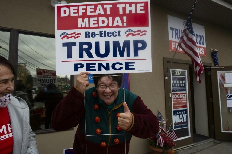 Punters piling on Donald Trump to win the presidential election prefer to glean their information from a social media bubble rather than the mainstream media