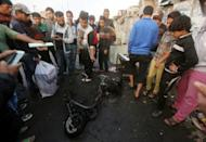 At least 31 killed in IS-claimed Baghdad bombings