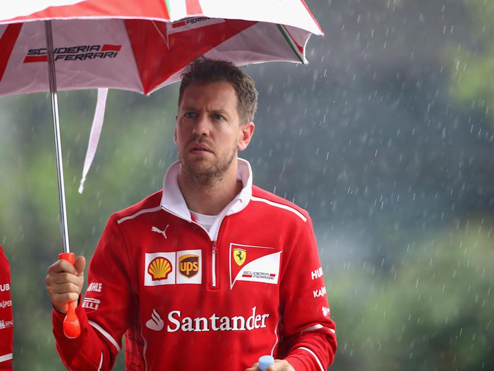 Vettel said the Chinese Grand Prix is always 'full of surprises': Getty