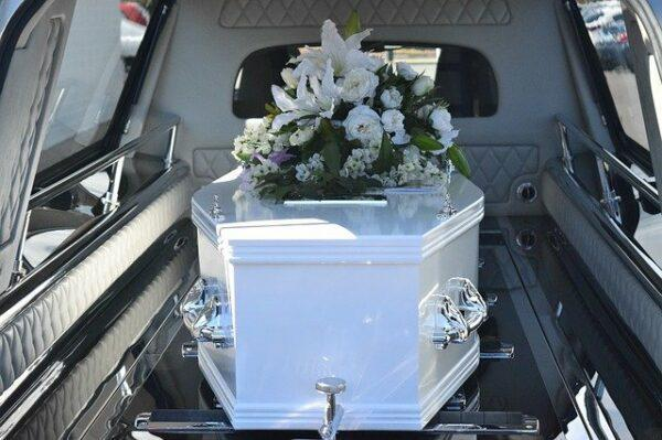 cost of a funeral in the Philippines - casket price