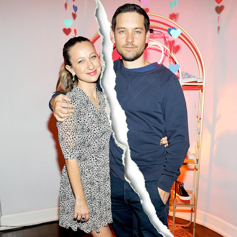 Tobey Maguire and Jennifer Meyer separate after nine years