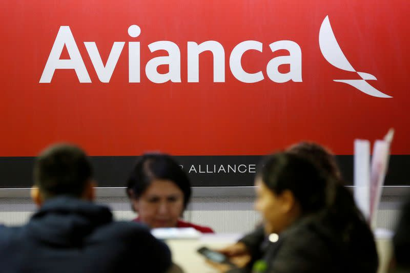 Colombia's Avianca reports first-quarter net loss of $121 million due to pandemic