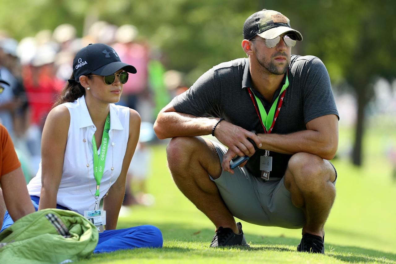 How Michael Phelps has helped Tiger Woods through his latest rough patch