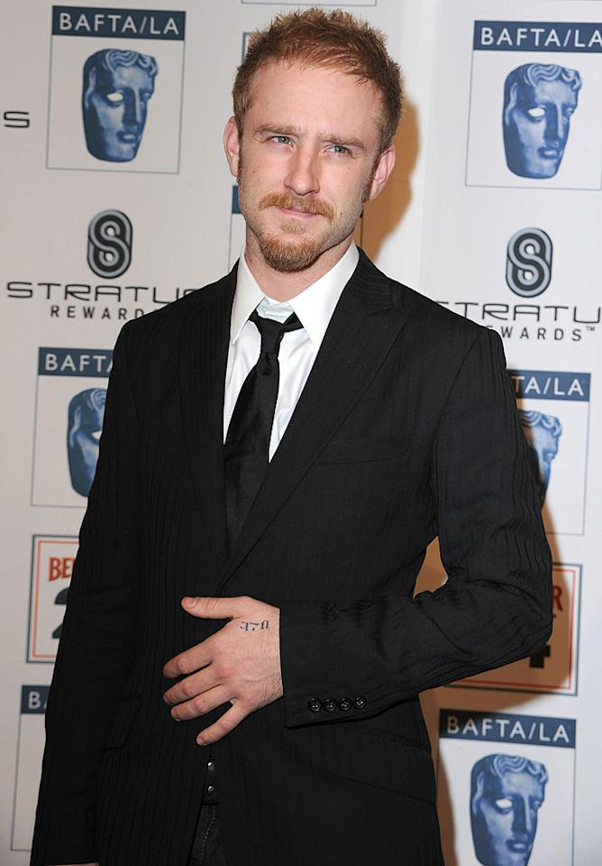 """October 29: Ben Foster turns 30 Steve Granitz/<a href=""""http://www.wireimage.com"""" target=""""new"""">WireImage.com</a> - January 16, 2010"""