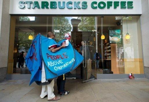 Under-fire Starbucks to pay UK corporation tax