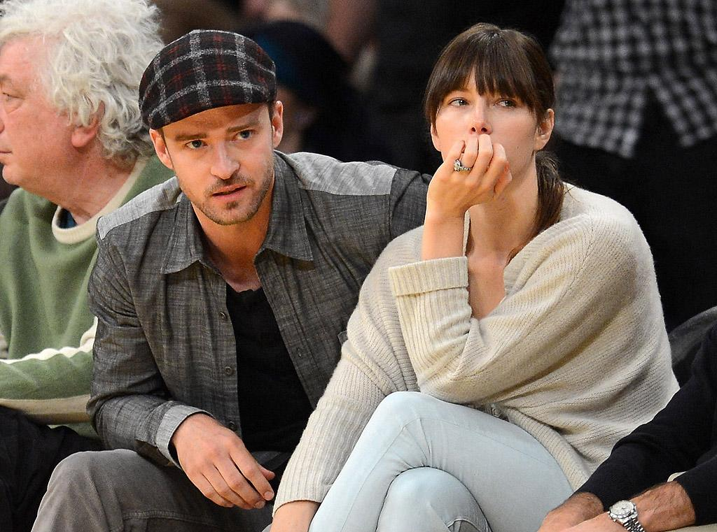 "Justin Timberlake cheated on Jessica Biel while they were recently in New York, reports <i>Star.</i> The magazine reveals that whenever his fiancee didn't accompany him out at night, Timberlake was ""partying with hot women behind her back."" For how she eventually found out about him cheating, and whether their wedding's now in jeopardy, see what a Timberlake insider tells <a target=""_blank"" href=""http://www.gossipcop.com/justin-timberlake-cheat-jessica-biel-cheating-new-york-club-2012/"">Gossip Cop</a>."