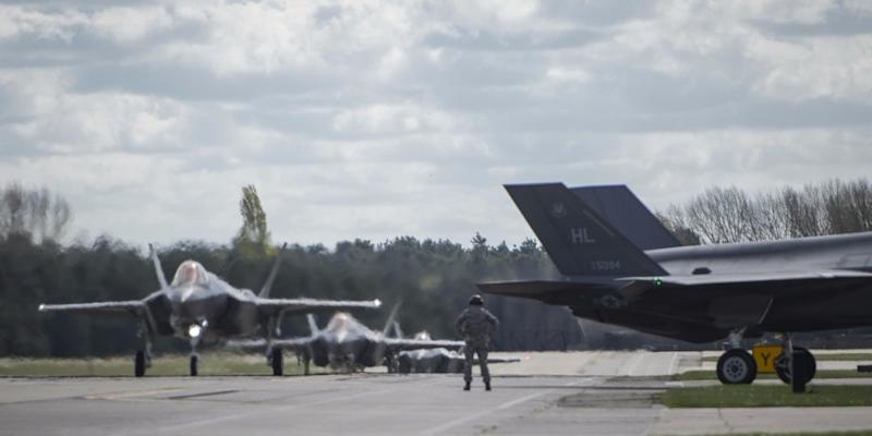 f 35 lakenheath