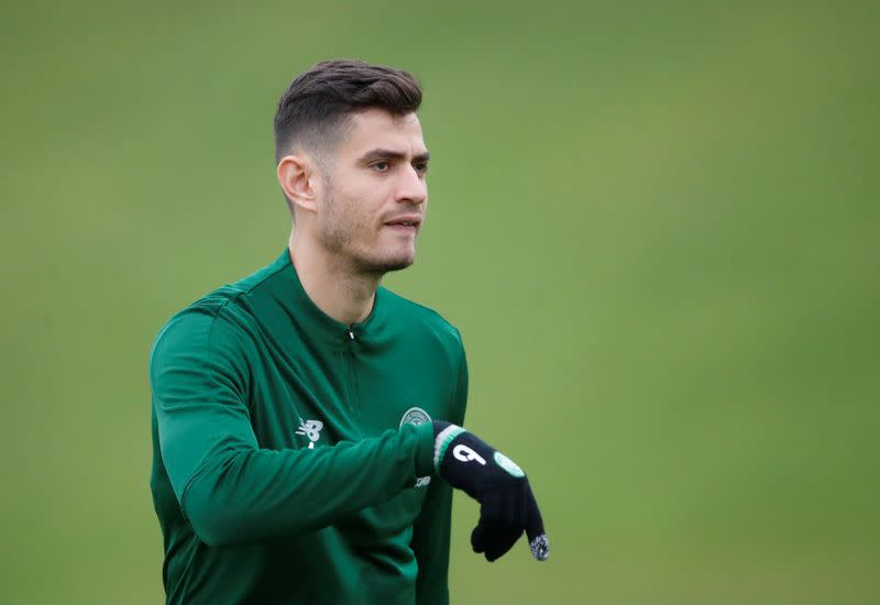 Celtic's Bitton tests positive for COVID-19 on international duty