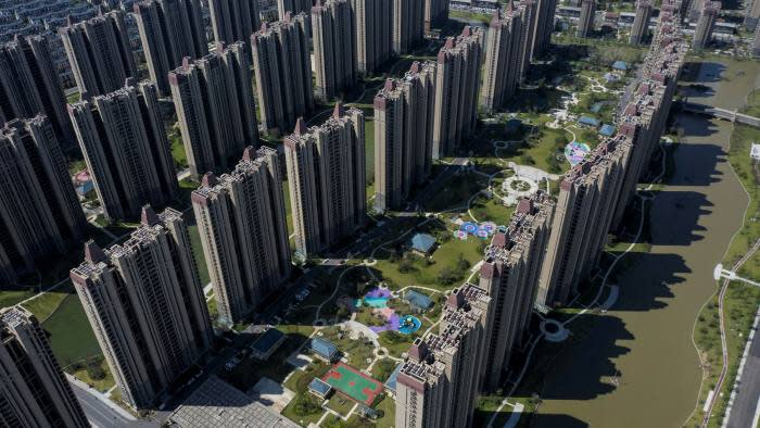 What is the Evergrande crisis?