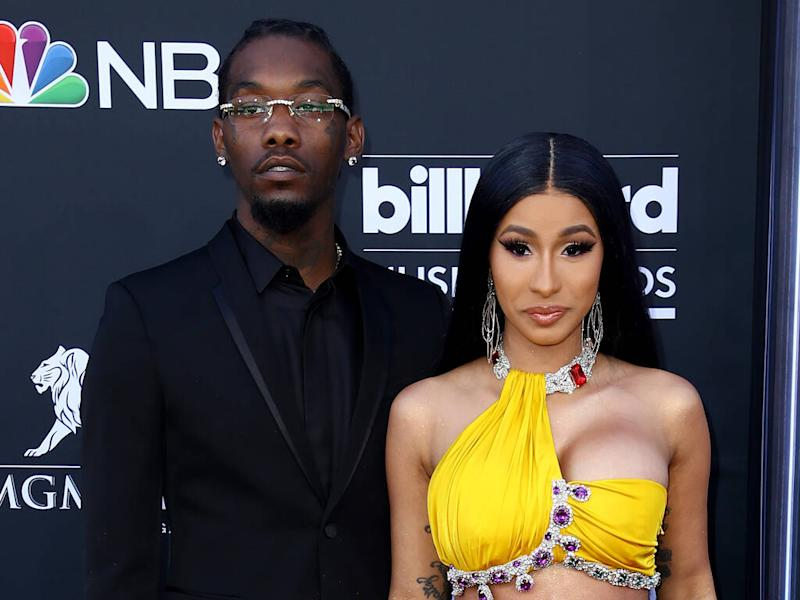 Cardi B and Offset 'edit' each other's outfits