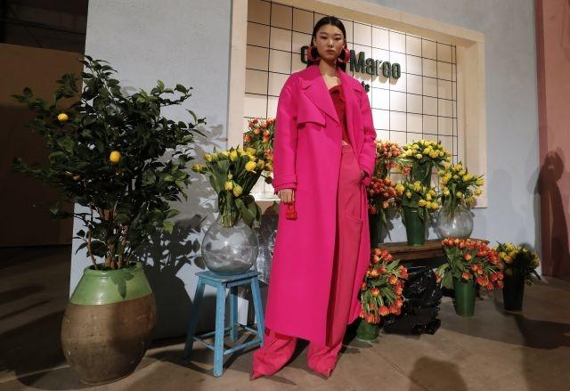 A Chiquito by Jacquemus in its smallest version for the 2019-2020 fall-winter season. Paris, February 25, 2019