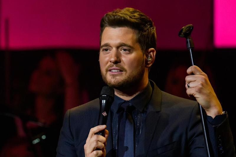 Michael Bublé 'doesn't care' about his career after son's cancer diagnosis