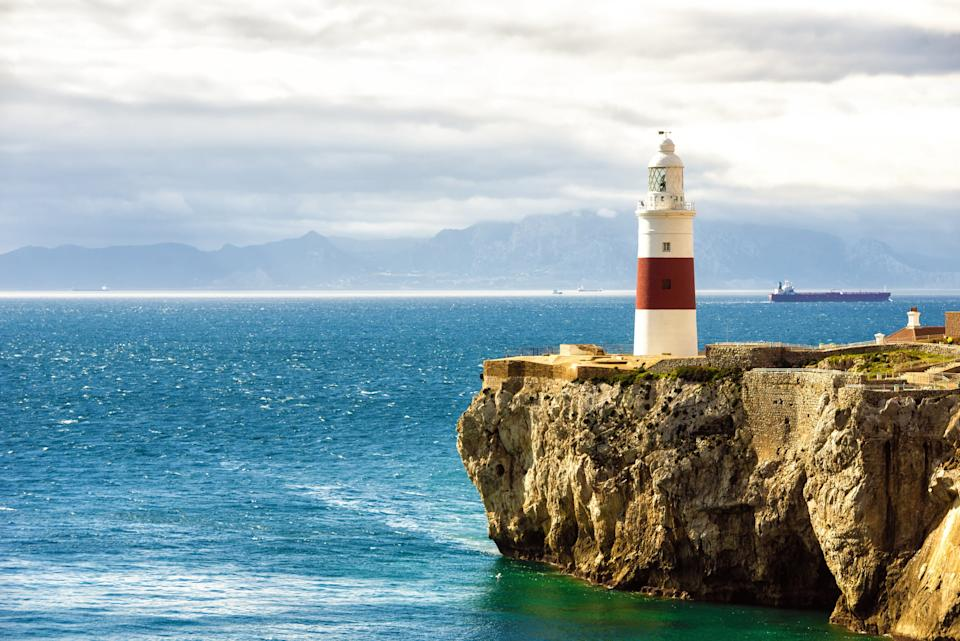 Europa Point Lighthouse - GETTY
