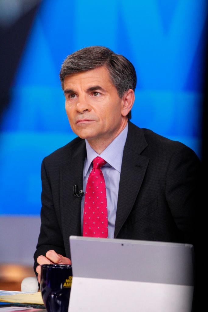 George Stephanopoulos hosting