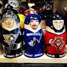 NHL players as Russian dolls. (#NickInEurope)