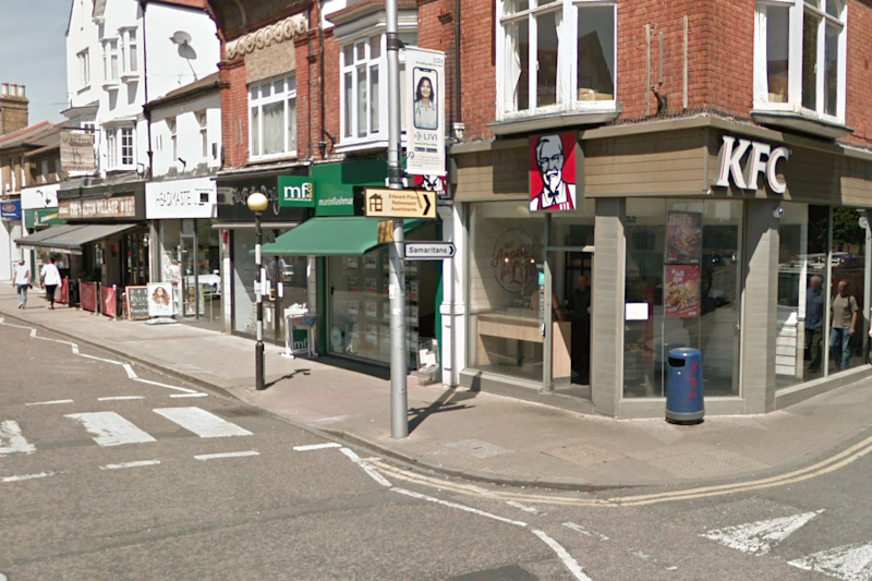 KCF Walton-on-Thames: Google Street View