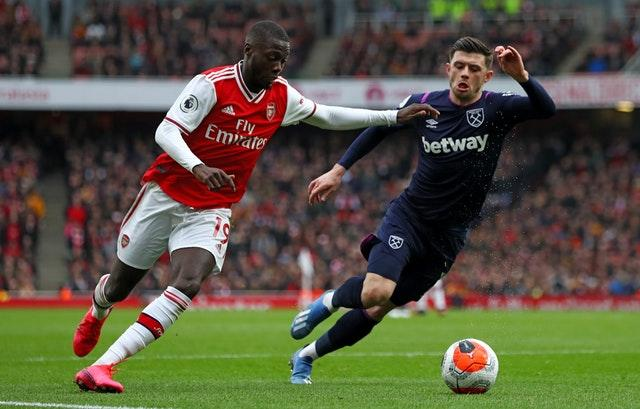 Cresswell, right, is against the idea of playing behind closed doors