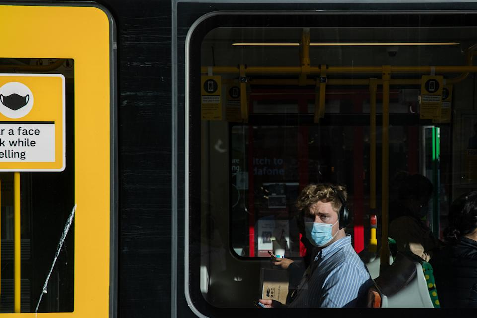 Melbourne is on the cusp of becoming the world's most locked down city during the pandemic. Source: Getty