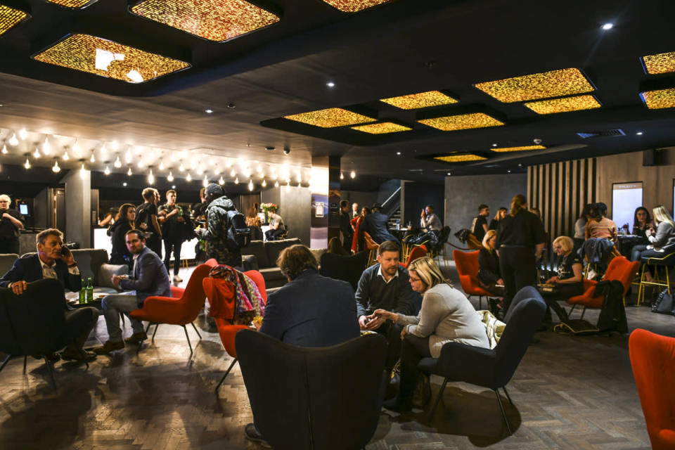 """<p>Steve Sayer, VP & General Manager at The O2 added: """"We are proud to now have the largest cinema in London under our world-famous roof."""" (Cineworld) </p>"""