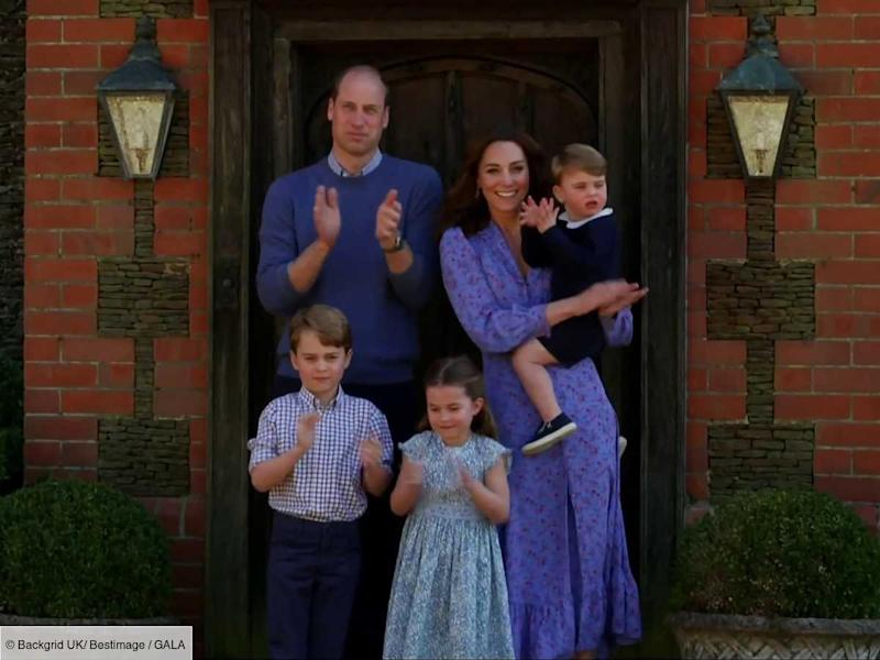 PHOTO - Le prince Louis ultra craquant : Kate Middleton dévoile un portrait inédit