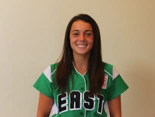 Andrea Chiaradio, who tossed a perfect game — The Westerly Sun
