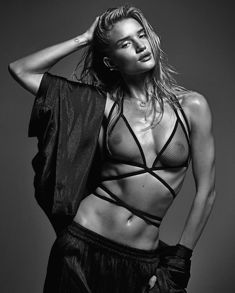"Rosie Huntington-Whiteley in ""Perfect Ten."""