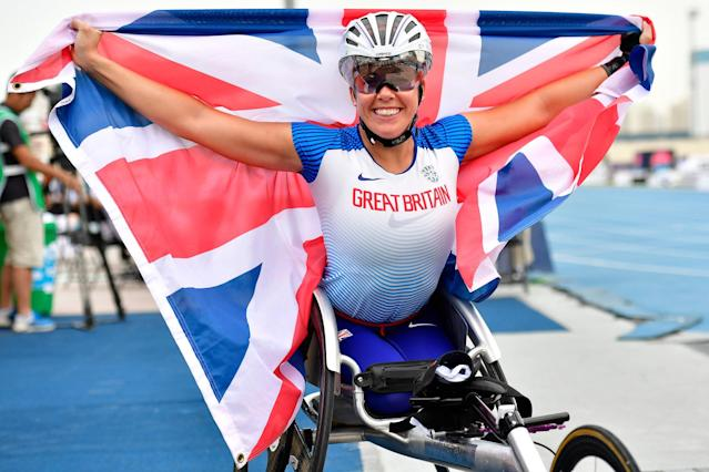 Hannah Cockroft has criticised the lack of disability athletes on the BBC Sports Personality of the Year shortlist
