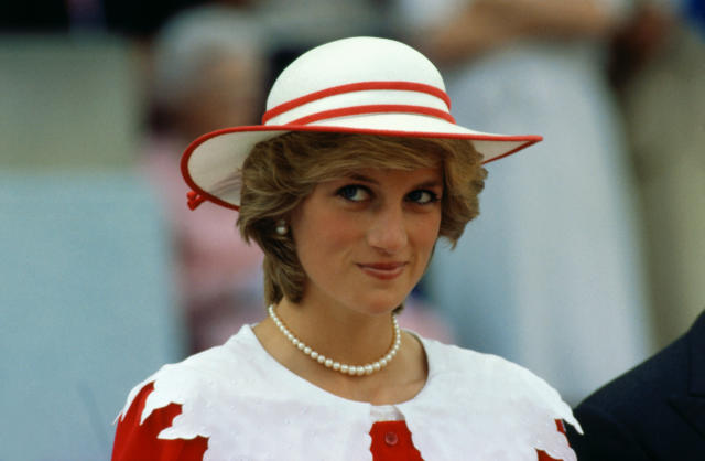 Princess Diana had a close relationship with her aunt. (Getty Images)