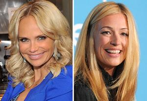 Kristin Chenoweth, Cat Deeley | Photo Credits: Henry S. Dziekan III/WireImage.com; Jordan Strauss/WireImege.com