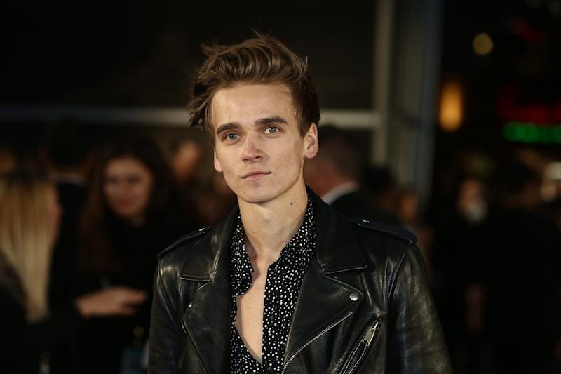 YouTube Star Joe Sugg poses for photographers upon arrival at the Premiere of the film Laid In America, in central London, Monday, Sept. 26, 2016. (Photo by Grant Pollard/Invision/AP)