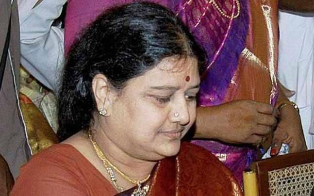 VK Sasikala receives hate mails even in jail