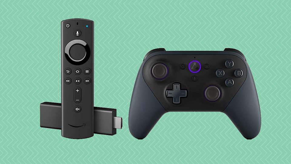 Cutting-edge gaming on the cheap? Amazon's Fire TV bundle can make it happen! (Photo: Amazon)