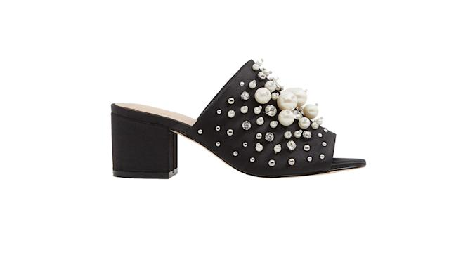 "<p>Pearls, $90, <a href=""https://www.aldoshoes.com/us/en_US/women/footwear/sandals/Pearls-Black/p/51115799-94"" rel=""nofollow noopener"" target=""_blank"" data-ylk=""slk:aldoshoes.com"" class=""link rapid-noclick-resp"">aldoshoes.com</a> </p>"