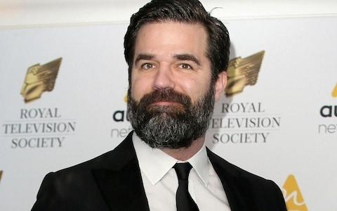 Rob Delaney at the Royal Television Society Awards - Credit: Tim Ireland/AP