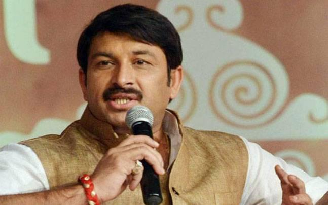 Kejriwal wants EVMs to work like Sisodia does for him: BJP's Manoj Tiwari