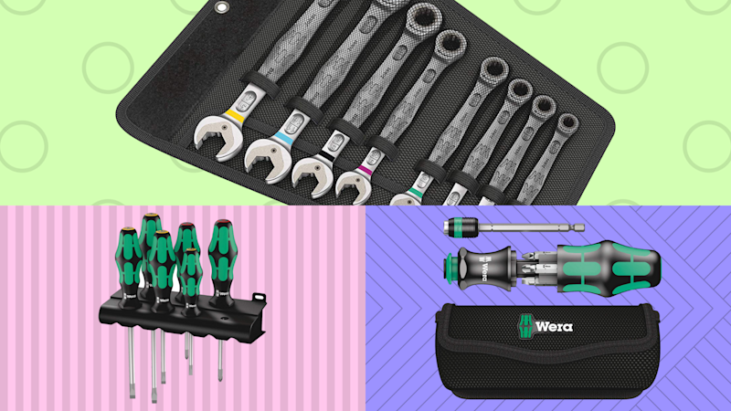 Today only deal: Save up to 56 percent on Wera tools. (Photo: Amazon)