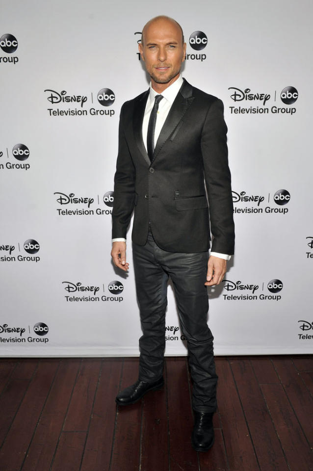 Luke Goss attends the Disney ABC Television Group 2013 TCA Winter Press Tour at The Langham Huntington Hotel and Spa on January 10, 2013 in Pasadena, California.