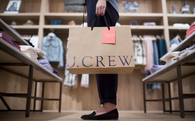 J. Crew Group Inc. Stores Open In Hong Kong