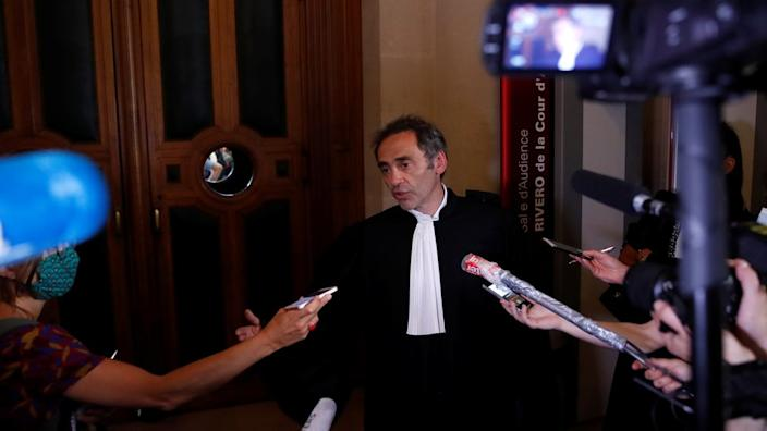 Mr Kabuga's lawyers say he wants a trial in France