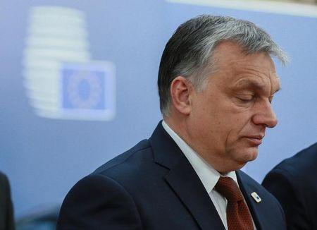 Hungary PM slams EU sanctions threat