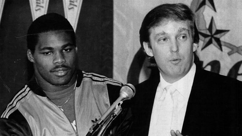 Herschel Walker offers effusive praise of Donald Trump: 'I'm blessed to call him friend'
