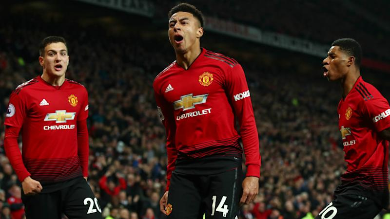 Lingard and Man United still believe in top-four chances