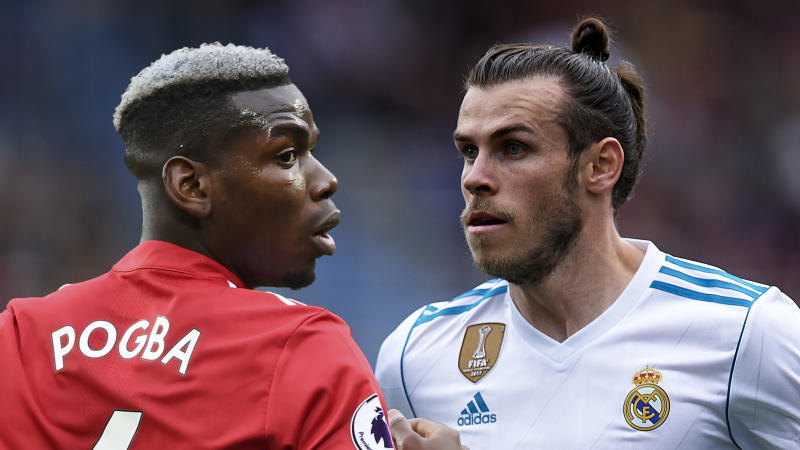 Transfer news & rumours LIVE: Man Utd to offer Pogba for Bale