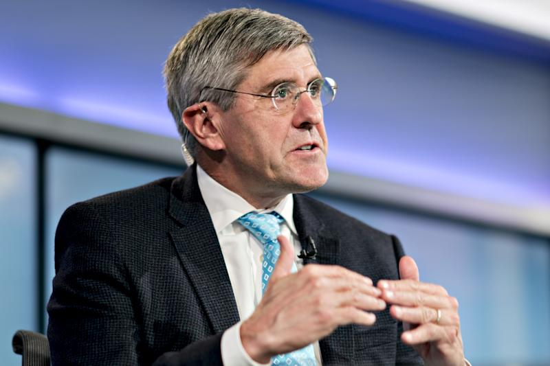 Stephen Moore, Trump's Fed nominee, apologizes for past comments about women