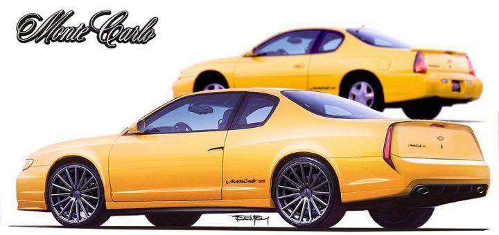 "<img src=""2021-monte-carlo.jpg"" alt=""2021 Chevrolet Monte Carlo rendering by TheSketchMonkey"">"