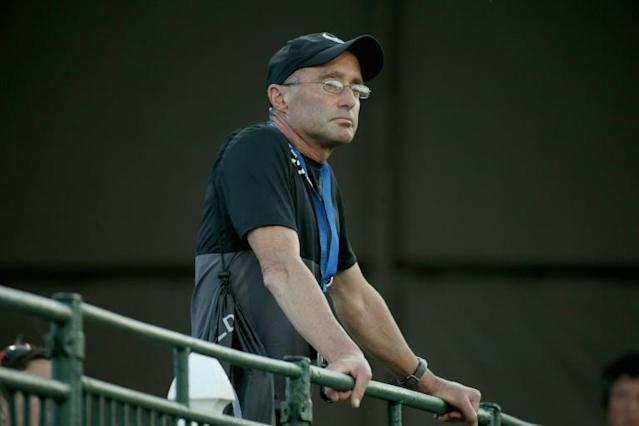 Alberto Salazar has appealed to CAS over his 4-year ban for doping offences (AFP Photo/ANDY LYONS)