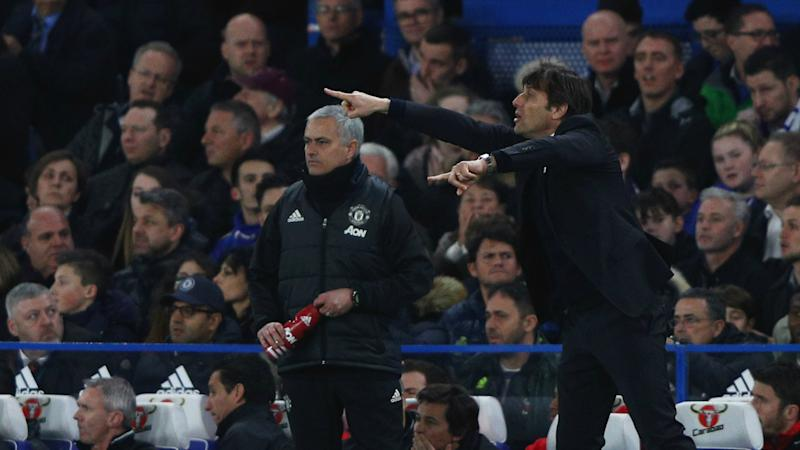 Conte wants Chelsea to control emotions against Man Utd
