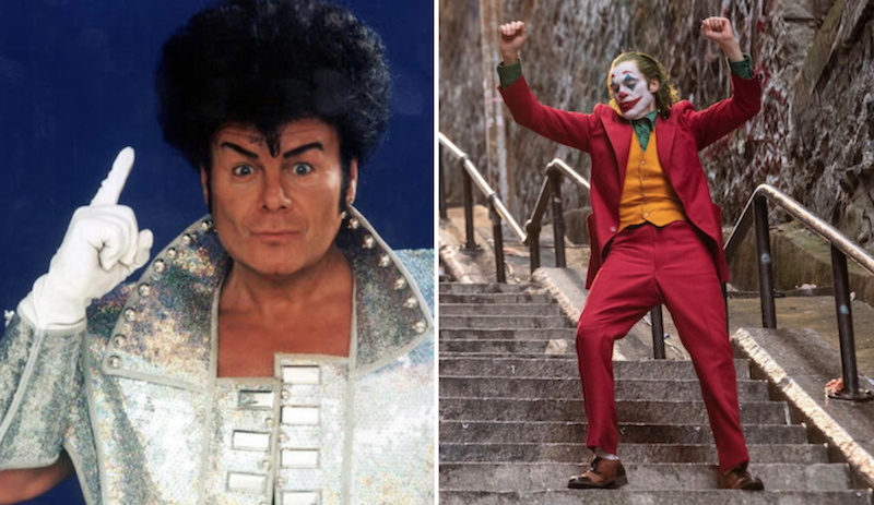 Convicted pedophile Gary Glitter to receive royalties from Joker: Report