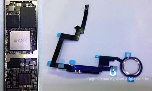 iPad Air 2 components